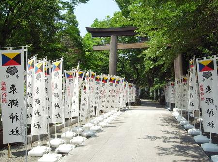 東郷神社0