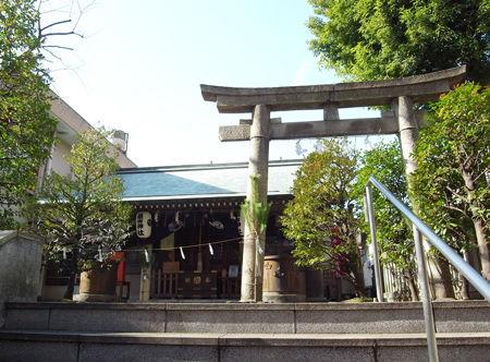桜田神社1