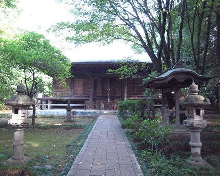 武蔵国分寺・薬師堂