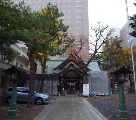 札幌三吉神社9