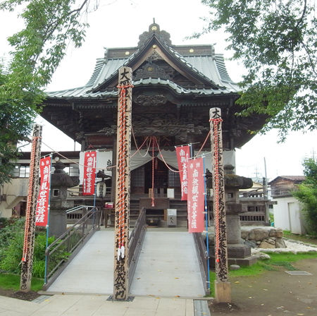 慈眼寺・本堂