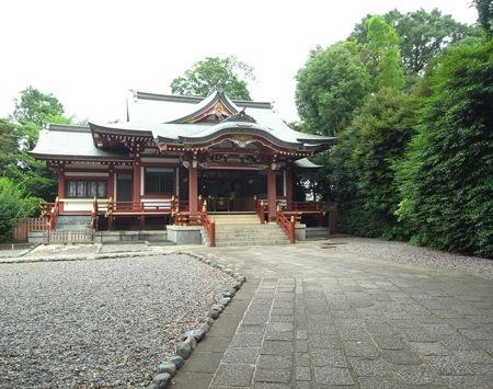 武蔵野八幡0