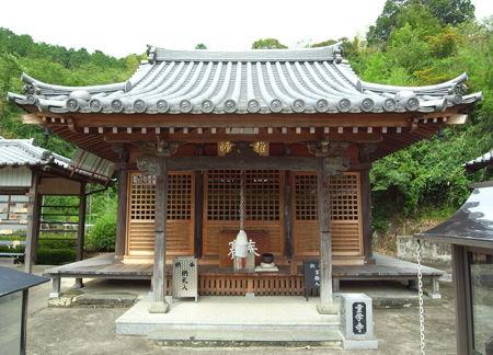 11童学寺・大師堂