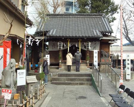 元宿神社1