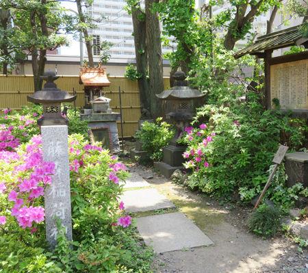 猿江神社・藤森稲荷1