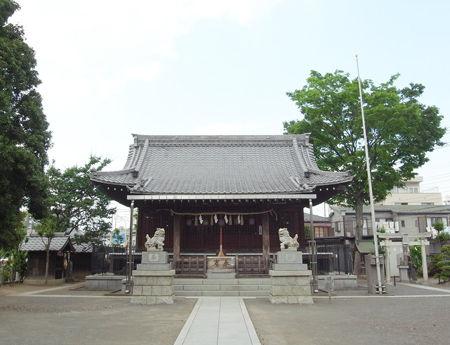 溝口神社・新城神社8