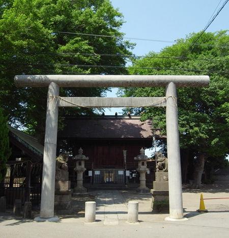 溝口神社・二子神社3