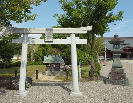 徳島護国神社5