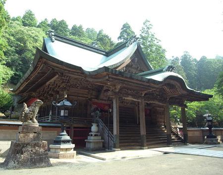 箸蔵寺・御本殿