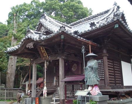 切幡寺・大師堂