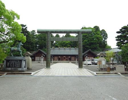 石川県護国神社