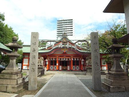 玉造稲荷神社3