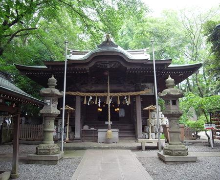 座間神社8
