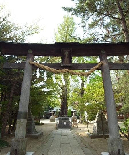 春日部八幡神社5
