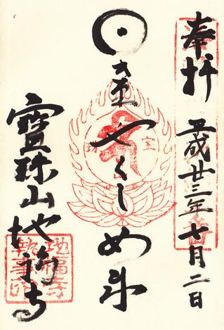 地福寺・京都12薬師