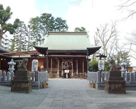 星川杉山神社3