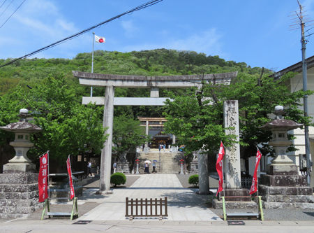 福島県護国神社3
