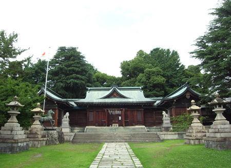 濃飛護国神社1
