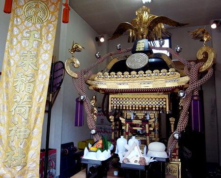 千束稲荷神社9