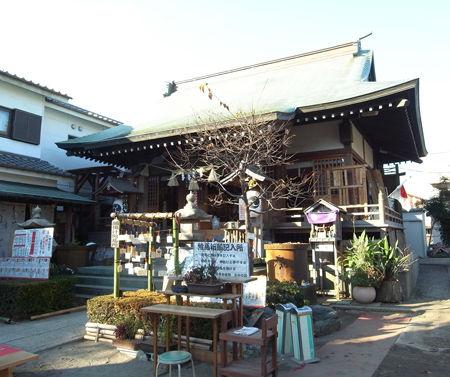 氷川神社・江北27年6
