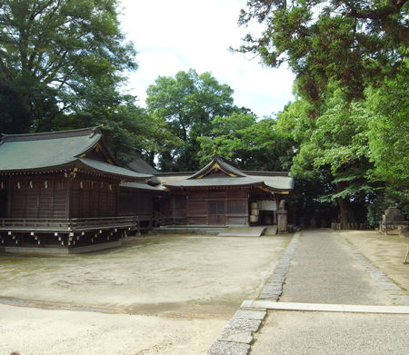 常陸国総社宮2
