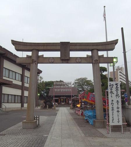 鶴見神社0