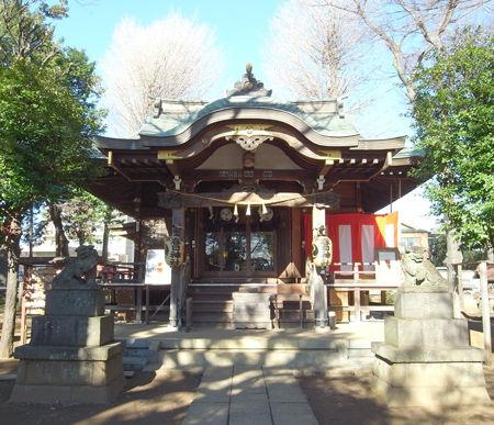 春日神社0