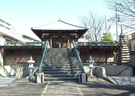 51円泉寺・太子堂