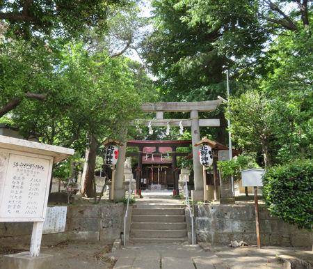 鷺宮八幡神社・北野5