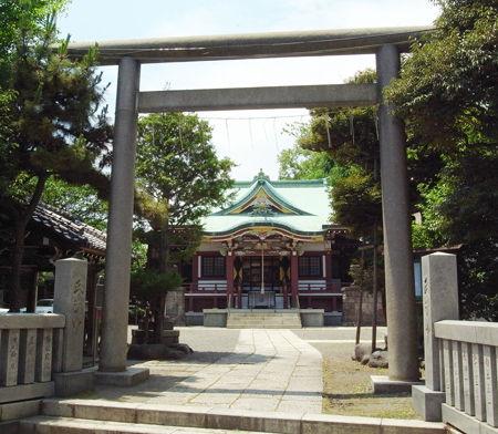 諏訪神社1