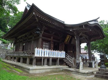普光寺・毘沙門堂2