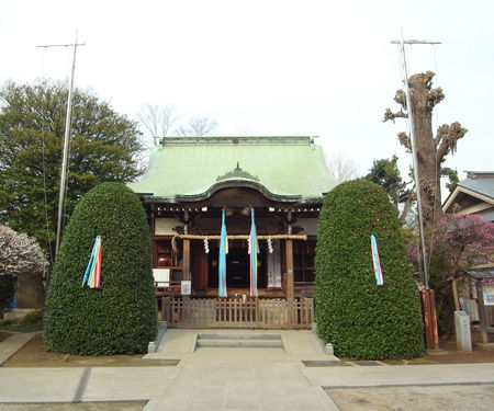 北野神社1