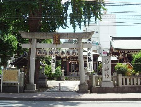 柏神社・01