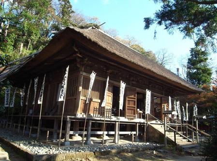 杉本寺・本堂観音堂