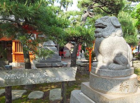湊稲荷神社-(2)