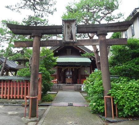 市姫神社・金沢