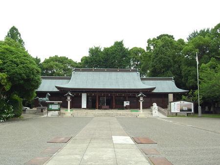 熊本護国神社9