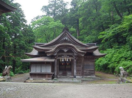 大神山神社・奥宮98