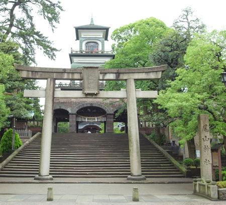 尾山神社8