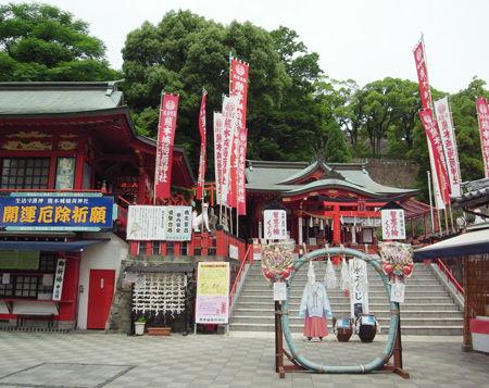 熊本城稲荷神社7