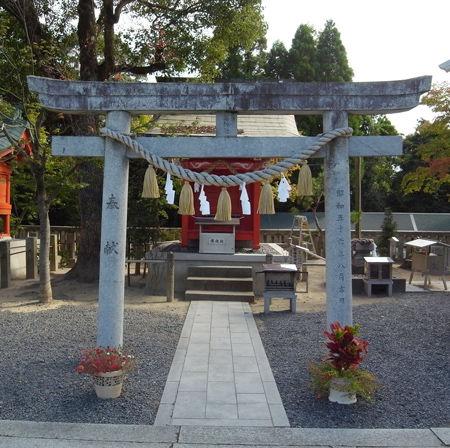 琴崎八幡宮1
