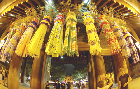 靖国神社200807