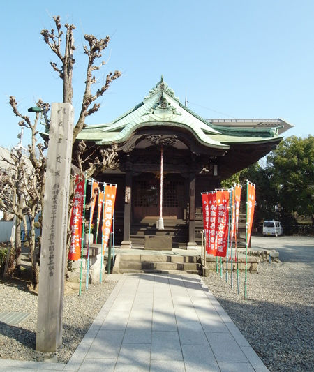 安養寺・観音堂