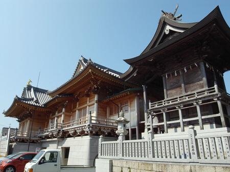 沖田神社0