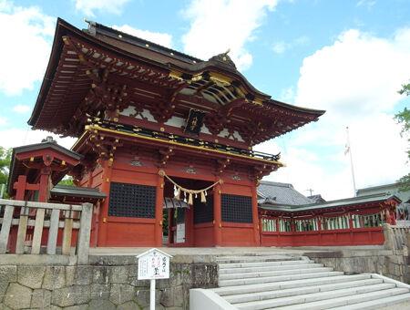 伊賀八幡宮5