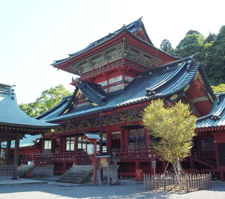静岡浅間神社・大拝殿