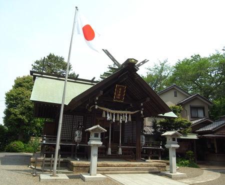 日吉神社・神奈川