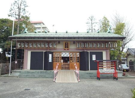 氷川神社・池袋9