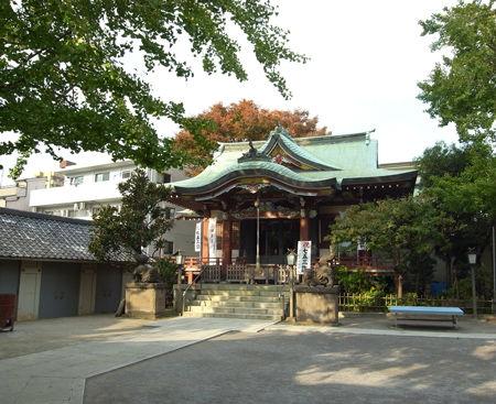 本氷川神社1