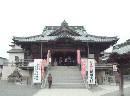 川越成田山